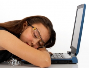 ID-10054773_Girl_Asleep_on_her_computer_Stuart_Brand