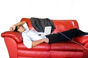 Tired Man by graur razvan ionut