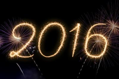 Happy New Year 2016 by noppasinw